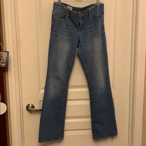 "Gap ""Perfect Boot"" Jeans - 28R"